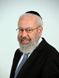 Rabbi Kalman Baumann