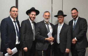 Orthodox Jewish day school in the community