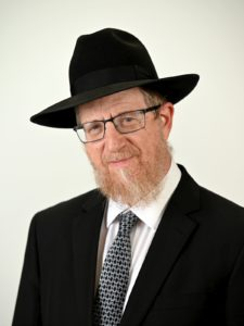 Rabbi Binyomin Luban