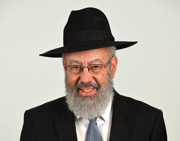 9 Rabbi Kalman Baumann